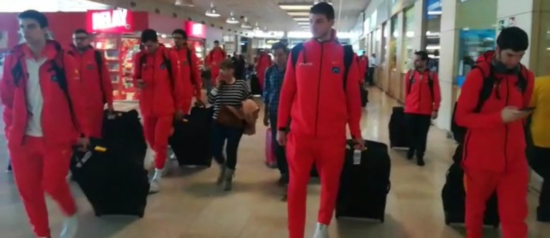 La selección española masculina quiere regalarle a Tenerife un triunfo ante Turquía