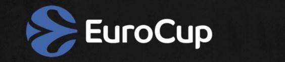 Tres equipos españoles en la Eurocup 19/20