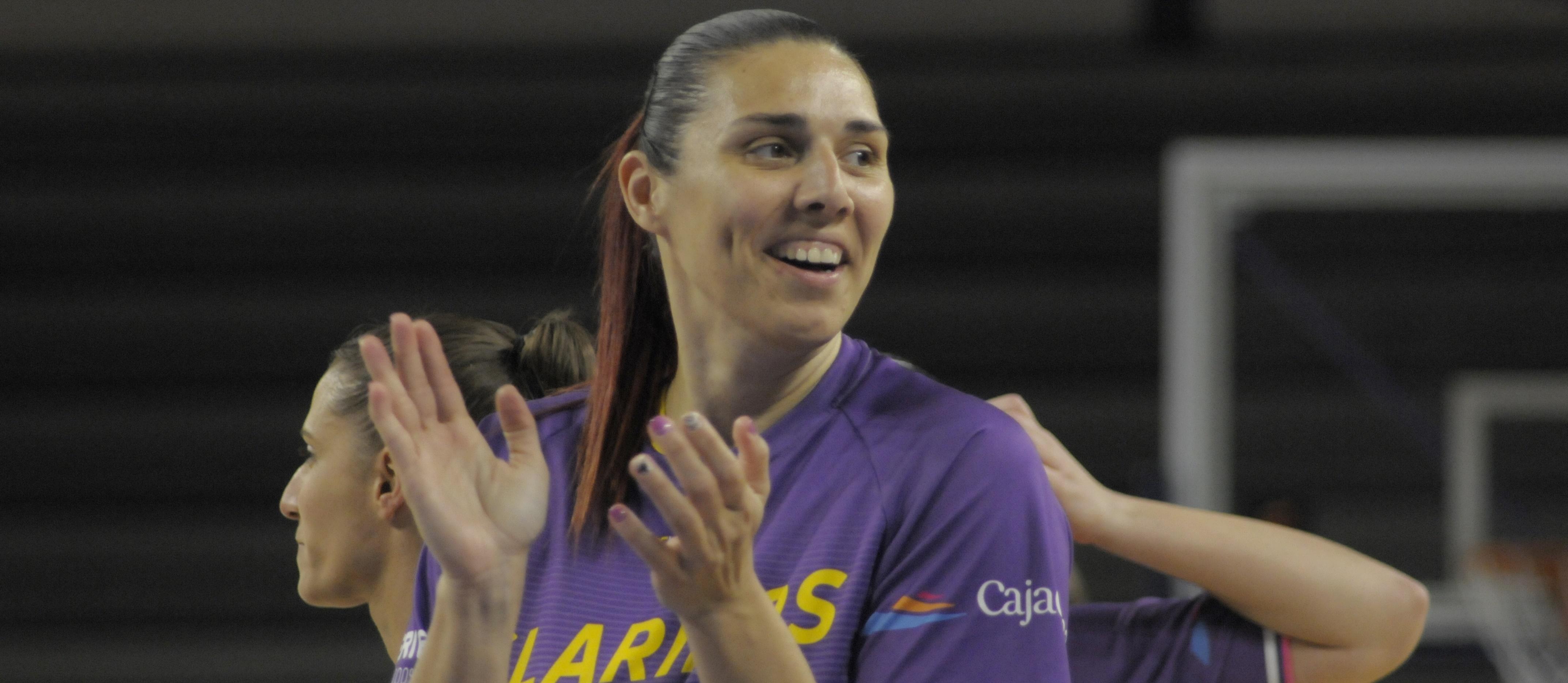 Esther Montenegro formará parte del Clarinos la próxima temporada