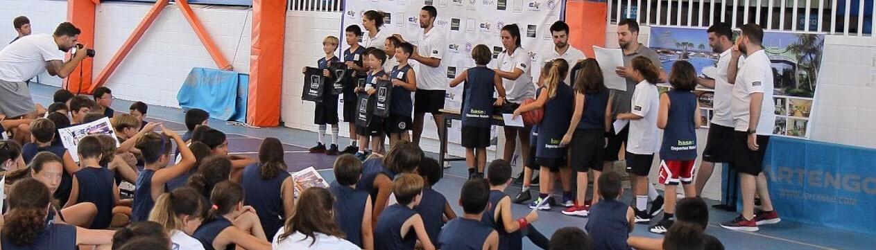 Entrevista | López, sobre su campus: «Los niños y niñas se lo han pasado muy bien»