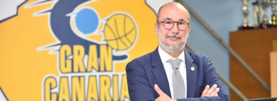 Moreno confirma que Gran Canaria-Claret y Basket Zaragoza compartirán la ficha de Wiley