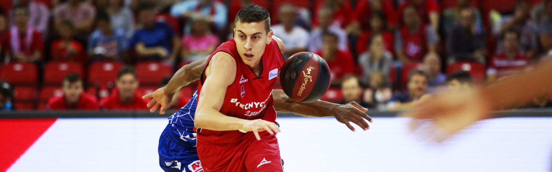 Fabio Santana regresa a Gran Canaria