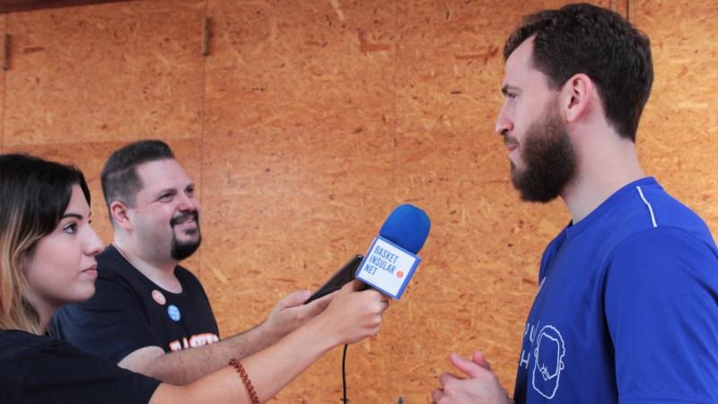 Rodríguez, a 'BASKET INSULAR', sobre su futuro: «Estoy en una situación complicada que tengo que resolver»