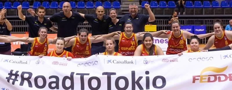 La tinerfeña Andrea Santana es convocada por la selección española para la última concentración antes de los Juegos Olímpicos