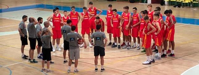 Cuatro canarios con España en el Torneo BAM de Guadalajara