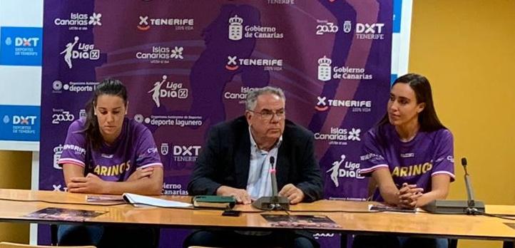 El Clarinos jugará en el pabellón Santiago Martín en su debut en Liga Femenina