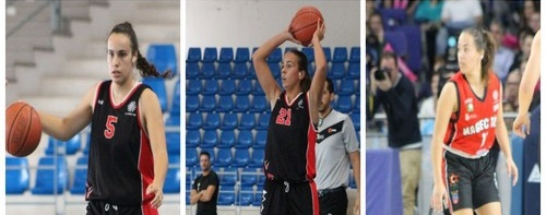 Rodríguez, Bermúdez y Betancort siguen en el Magec Tías Lanzarote