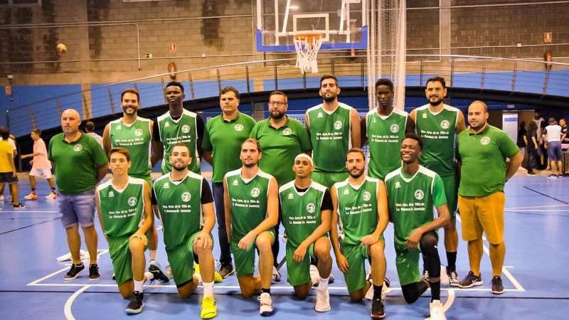 Matanza CBA y 7 Palmas siguen dominando la Primera Masculina