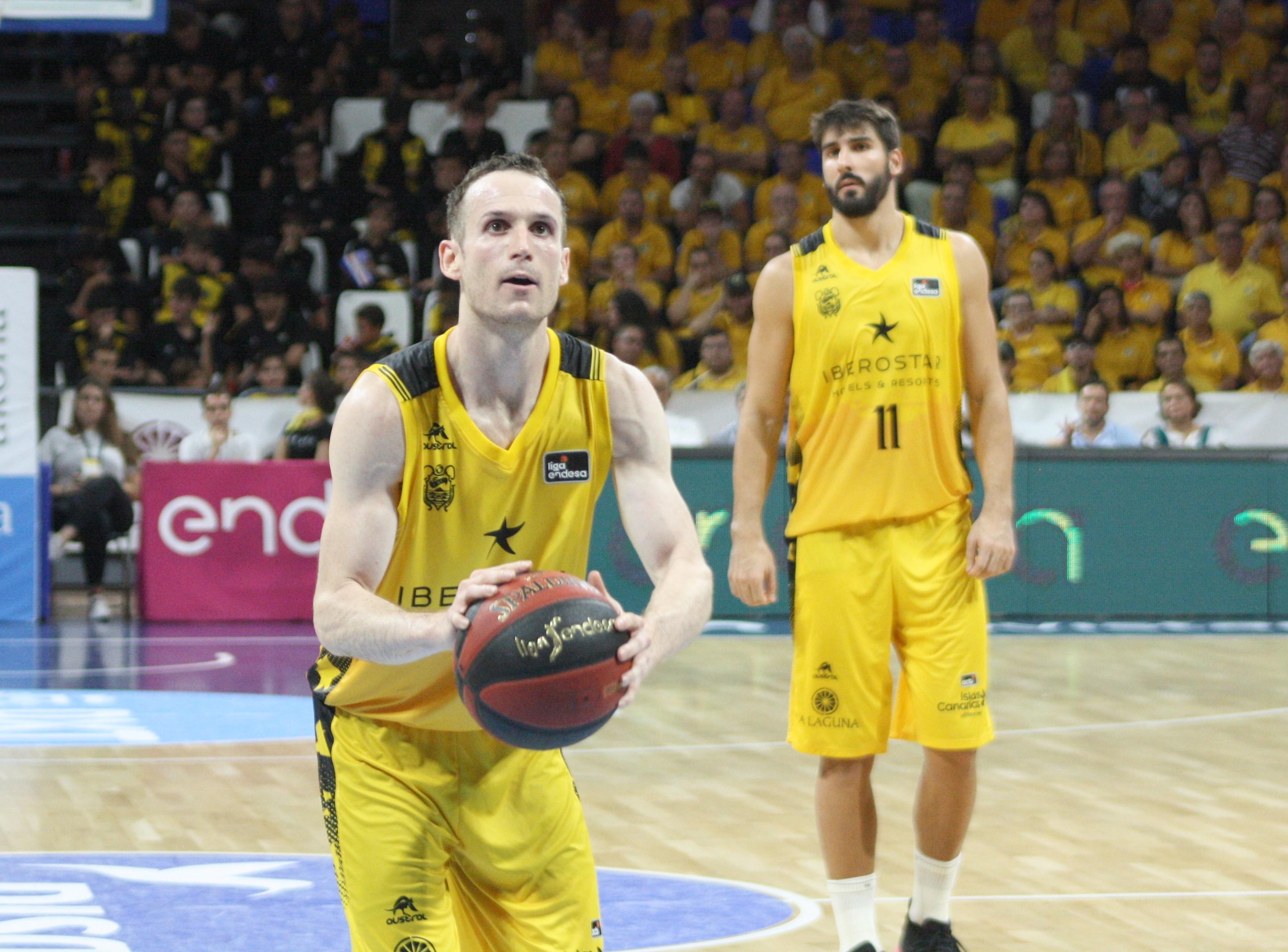 Huertas: «Baskonia es un equipo muy bueno, por encima de la media»