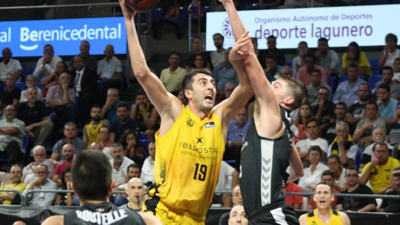 Shermadini, en el Mejor Quinteto de la ACB 19/20