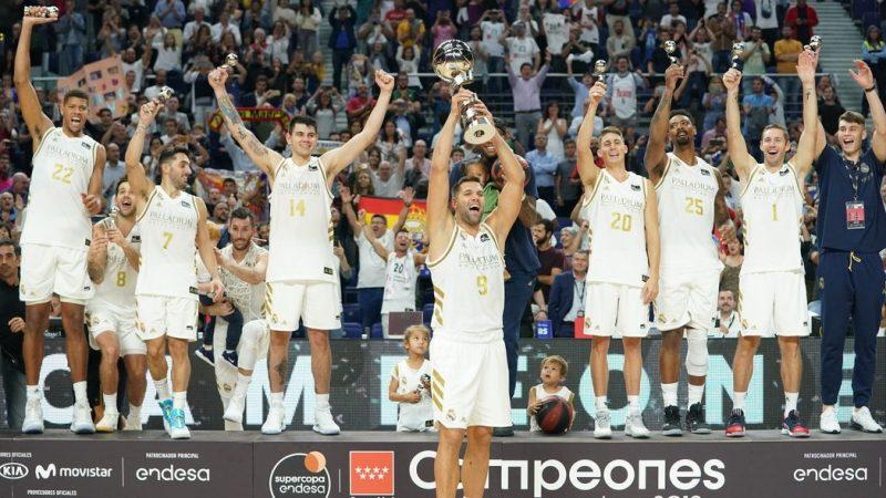 El Real Madrid jugará la Supercopa de Tenerife en 2020