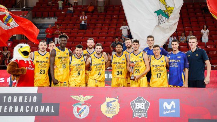 El Gran Canaria-Claret gana el VI Trofeo Internacional de Lisboa