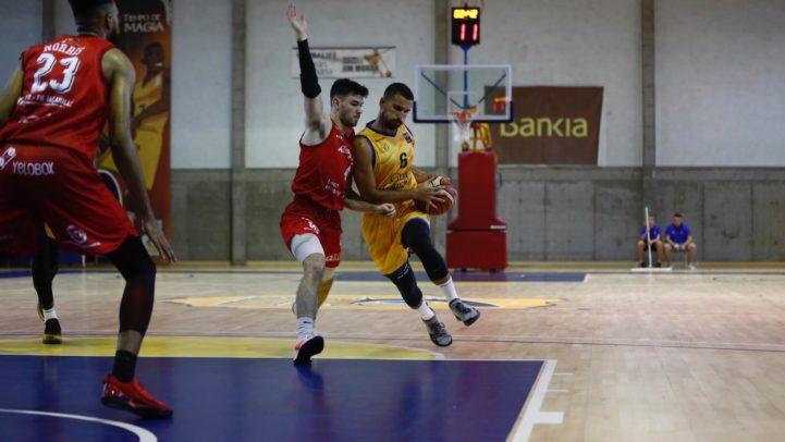 Buen debut del Gran Canaria – Claret en LEB Plata, a pesar de la derrota