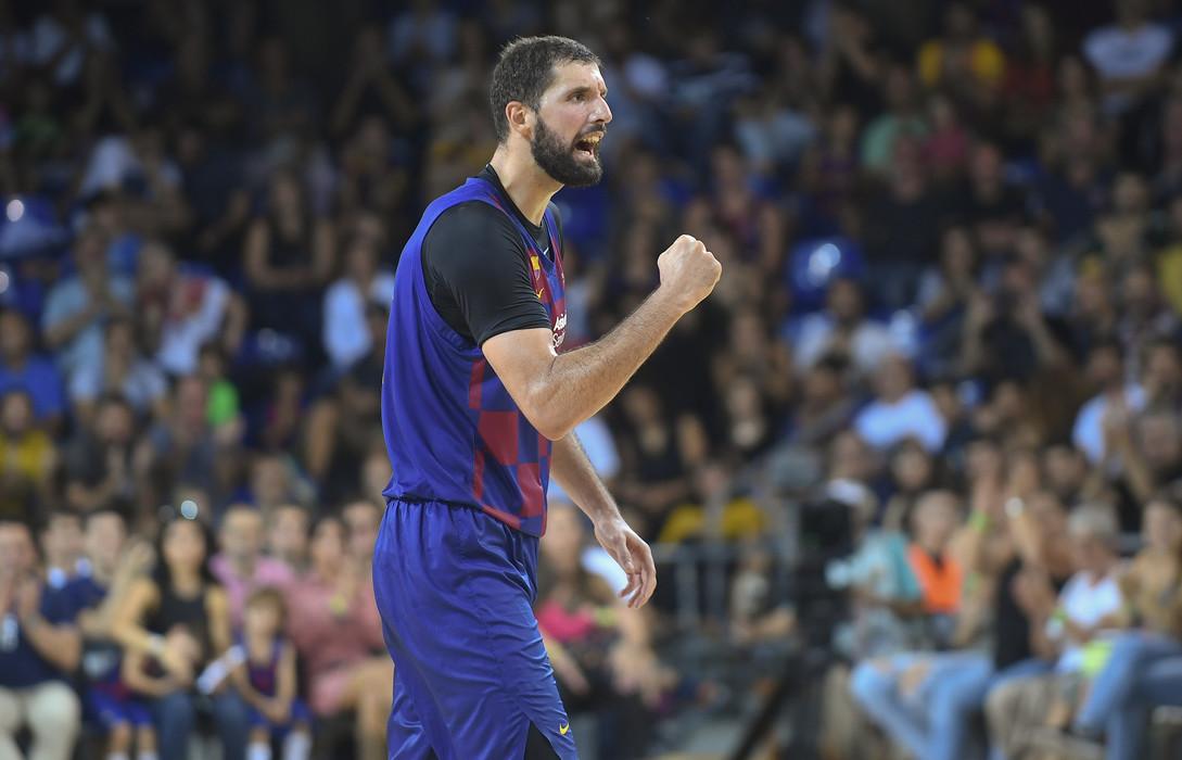 El Barça, próximo rival amarillo, ganó al Valencia Basket