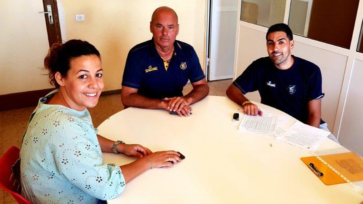 La Aldea y CB Gran Canaria – Claret ultiman el comienzo de su escuela conjunta