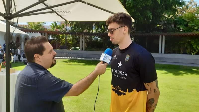 La plantilla aurinegra explica a 'BASKET INSULAR' cómo ganar al Real Madrid