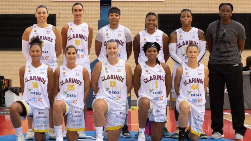 Opinión | Loida Cabeza: CDB Clarinos de La Laguna, representando Tenerife con extranjeras