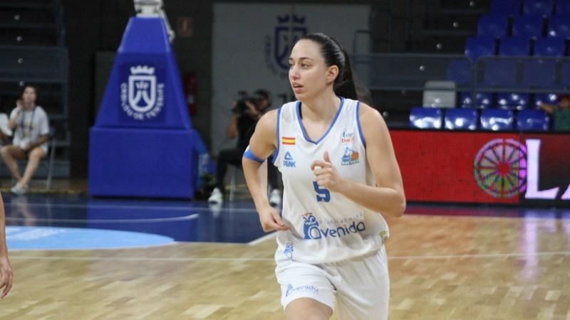 Maite Cazorla jugará la Copa de la Reina como local