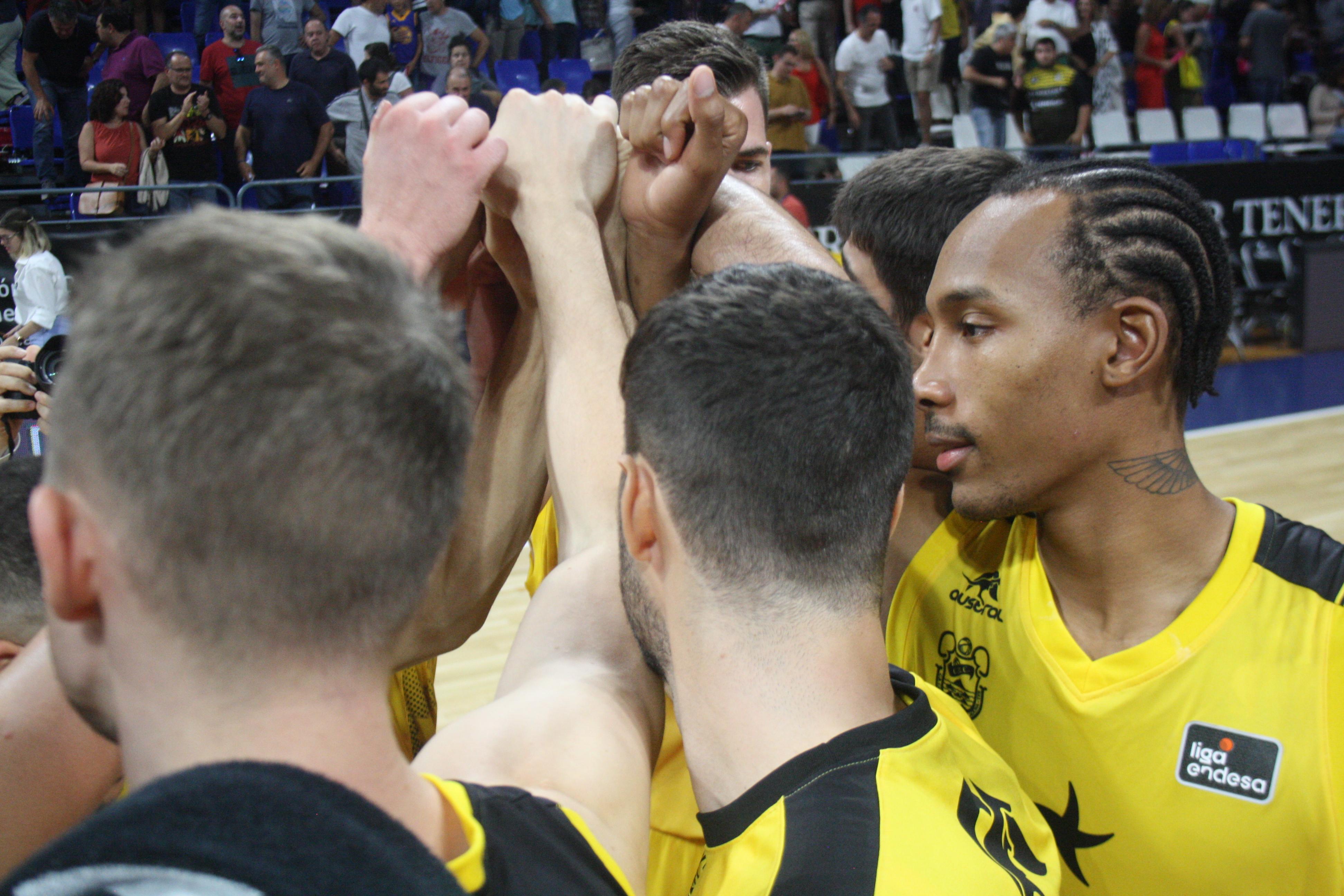 Los conjuntos canarios, en puestos de 'playoff'