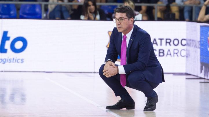 Katsikaris: «En el tercer cuarto hemos cometido pérdidas ingenuas»