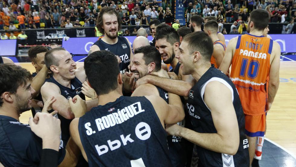 Sergio Rodríguez suma su segundo triunfo con Bilbao Basket