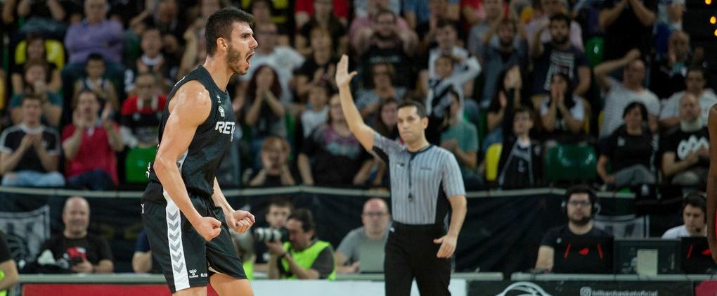 Partidazo de Sergio Rodríguez en el cuarto triunfo del Bilbao Basket