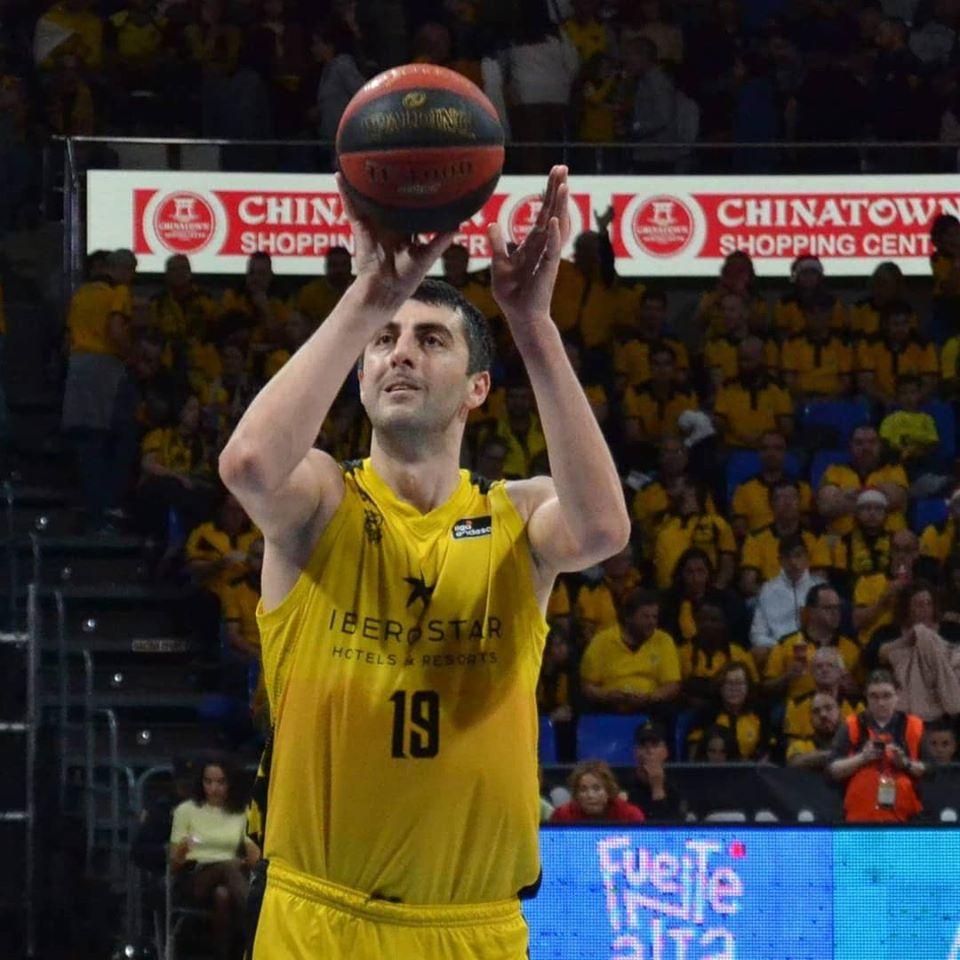 Shermadini, mejor jugador de la decimocuarta jornada en ACB