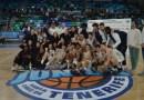 Real Madrid y SPAR Gran Canaria, campeones del 'XXIII Fred Olsen Express International Basketball Tournament'