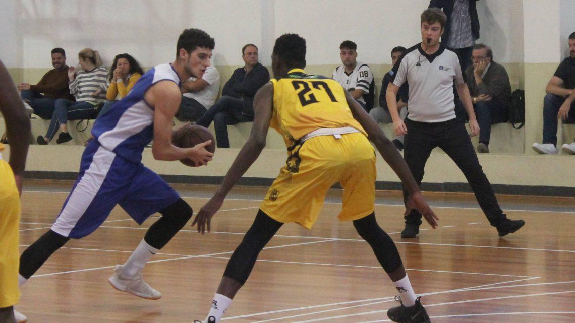 Gran igualdad en el encuentro inaugural del 'XXIII Fred Olsen Express International Basketball Tournament'