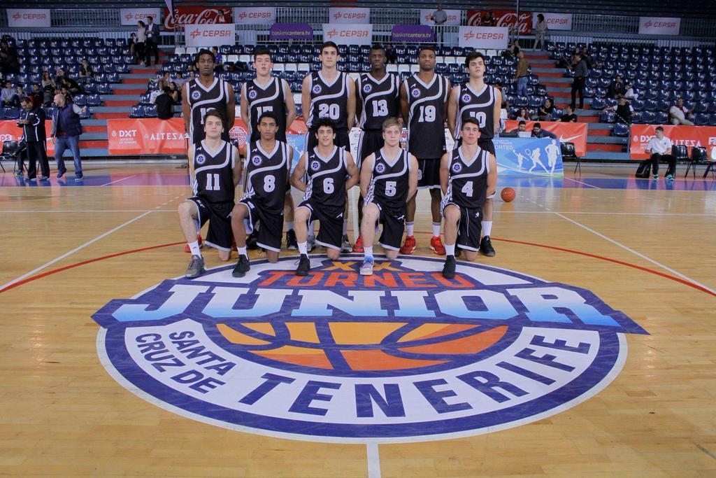 Italia estará representada en el 'XXIII Fred Olsen Express U18 International Basketball Tournament'