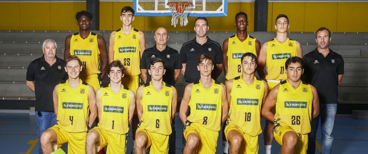 Presencia canaria en el cuadro masculino del 'XXIII Fred Olsen Express U18 International Basketball Tournament'