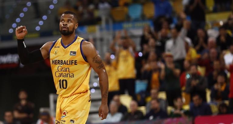 Omar Cook deja de ser jugador del Gran Canaria-Claret