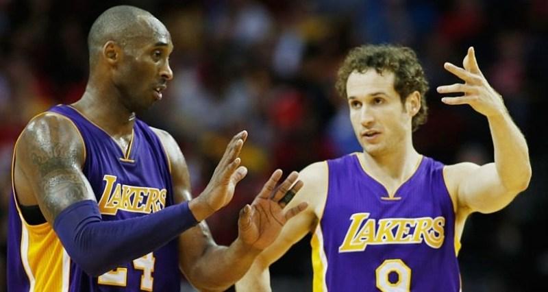 Marcelinho Huertas recuerda a Kobe Bryant en el primer aniversario de su fallecimiento