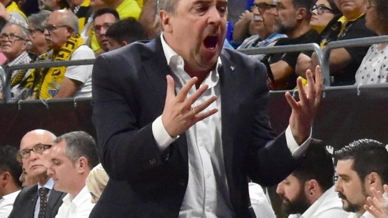 Vidorreta, sobre la F12 de la ACB: «Lucharemos por meternos en las semifinales»