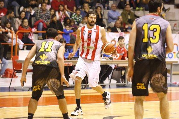 Diego Sánchez compaginará ser jugador con la dirección deportiva del Club Gijón Basket