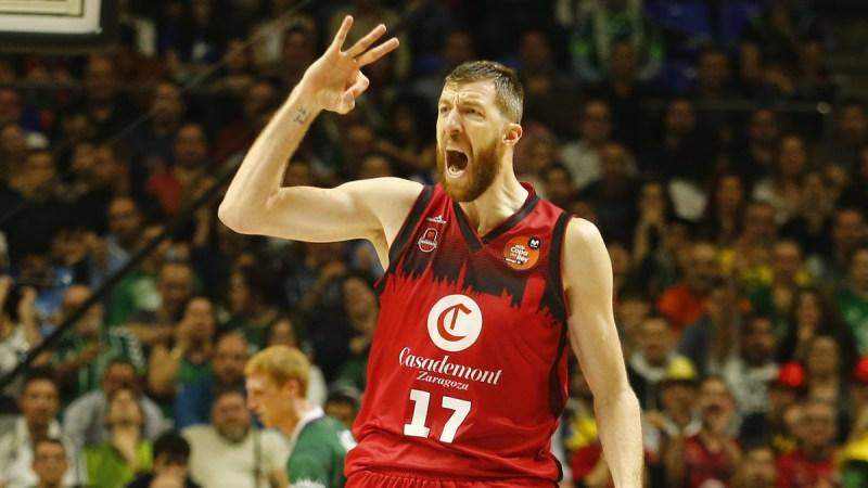 Fran Vázquez decide retirarse ya y no ayudará al Basket Zaragoza en la F12 de la ACB