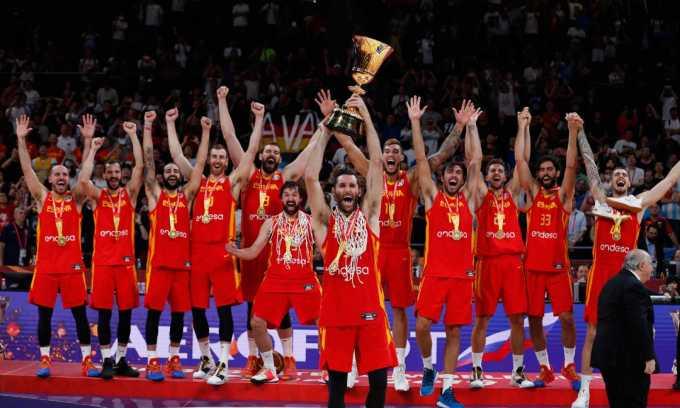 Las 'ventanas' de noviembre para la clasificación del Eurobasket Masculino se jugarán en sedes únicas
