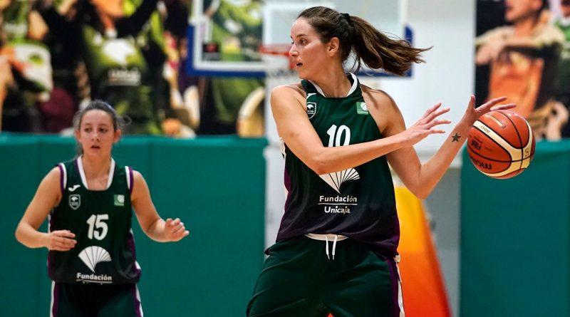 Verónica Matoso repetirá en Málaga buscando el ascenso a Liga Femenina
