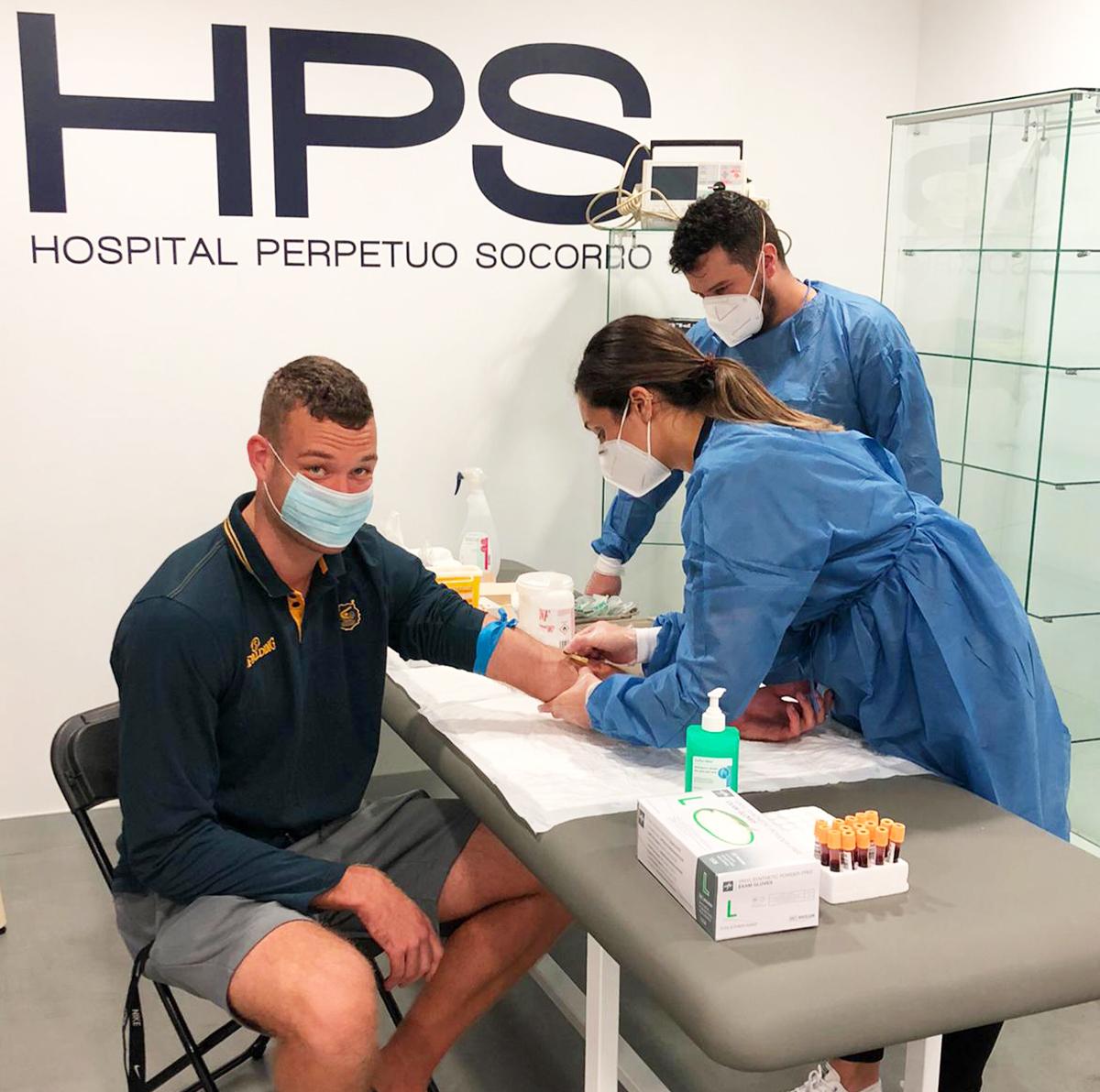 El Gran Canaria-Claret supera las pruebas médicas y entrenará la próxima semana