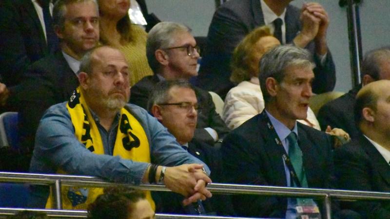 El Cabildo de Tenerife va a intentar que haya público en la Súpercopa ACB
