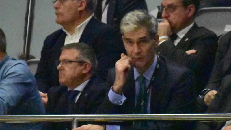 Martín no quiere ascensos desde LEB Oro: «Pretendemos una ACB 2020/21 de dieciocho equipos»