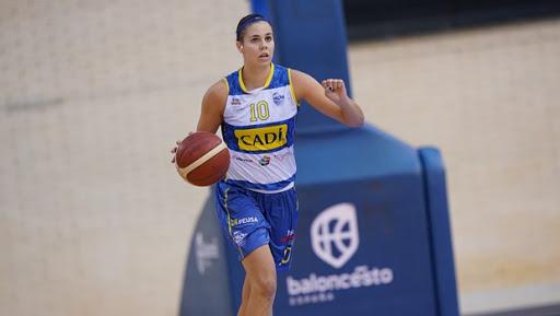 Yurena Díaz jugará su cuarta temporada en el Sedis Basquet