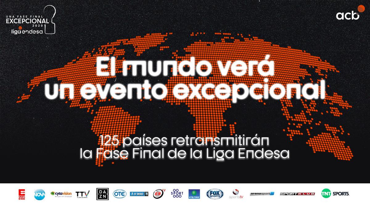 Alcance mundial de la F12 de la ACB en Valencia