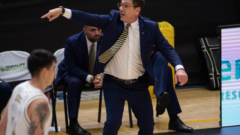 Katsikaris: «Hemos competido a partir del segundo cuarto»