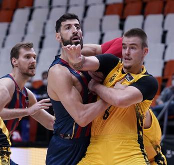 Radoncic jugará en Gipuzkoa cedido por Basket Zaragoza