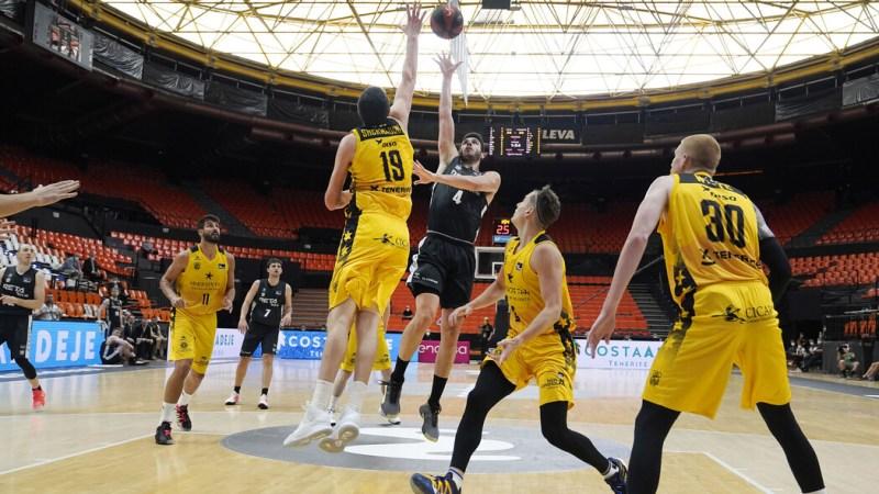 [VÍDEO] Así fue la derrota aurinegra ante el Bilbao Basket