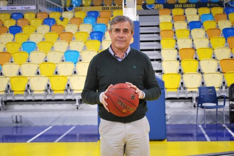 Berdi Pérez denuncia al Gran Canaria-Claret
