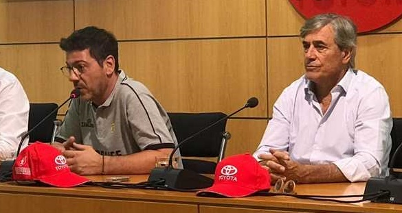 El Gran Canaria-Claret confirma que este miércoles se le dijo a Katsikaris que dejará de ser entrenador tras la F12 de ACB