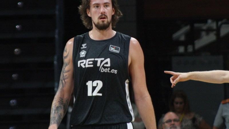 Ondřej Balvín renueva con Bilbao Basket