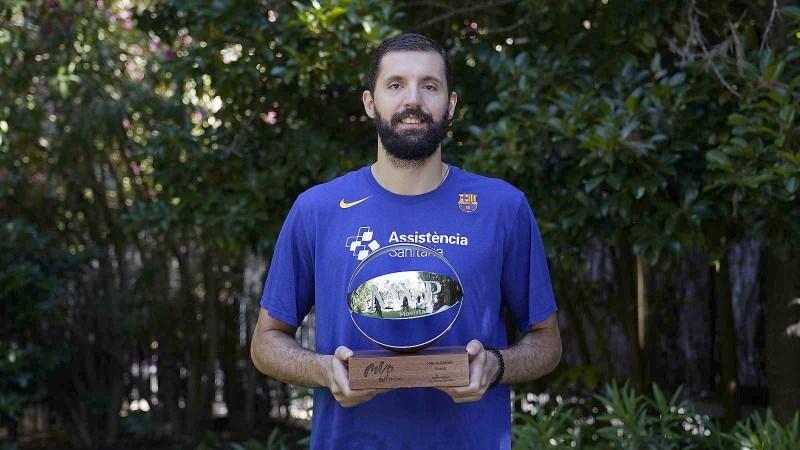 Mirotic, 'MVP' de la ACB 19/20